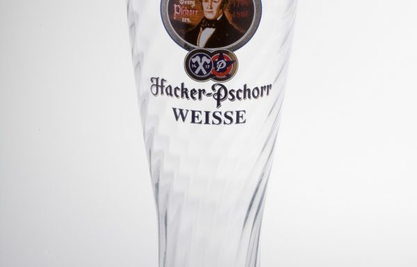 Hacker Pschorr Weißbierglas 0,5l