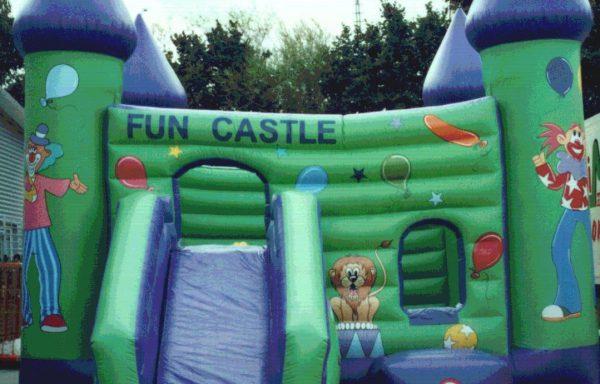 Hupfburg Fun Castle